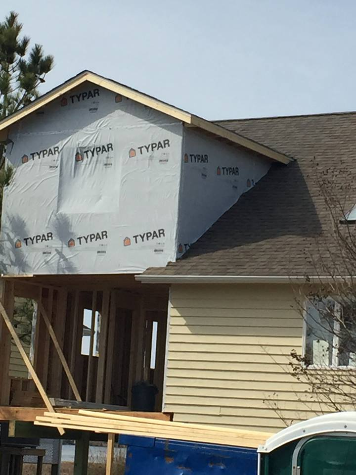 Bethany Beach Addition Roof Dnr Roofing